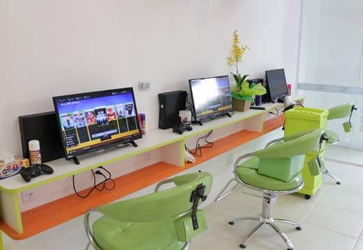 Cassandoca Corte Kids - Salão de Cabeleireiro Infantil
