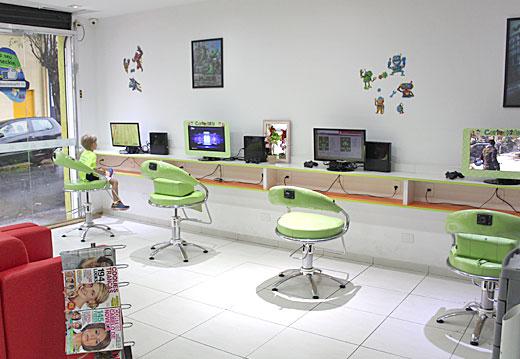 Corte de Cabelo Infantil em São Caetano