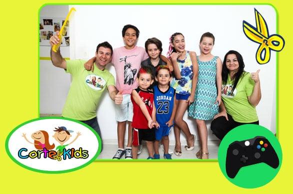 363971dae Corte Kids - Salão de Cabeleireiro Infantil em São Paulo